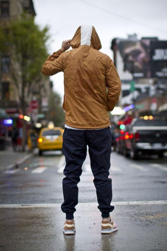 urban man.