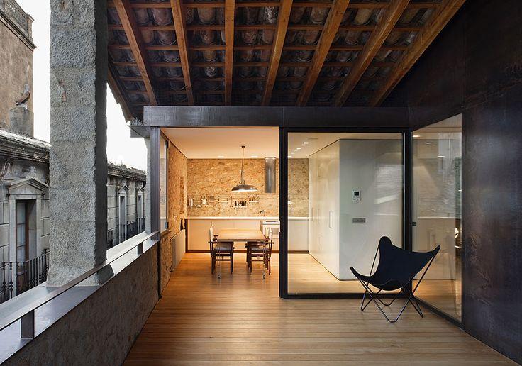 Restoration project by Anna Noguera, Architect; superb