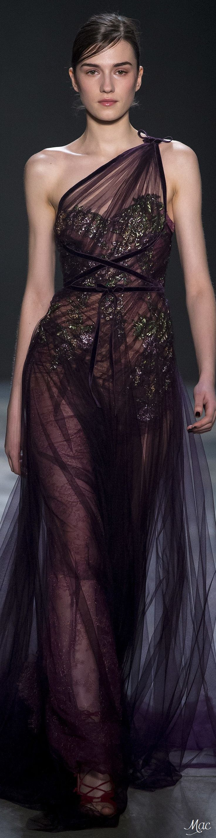 Fall 2017 RTW Marchesa