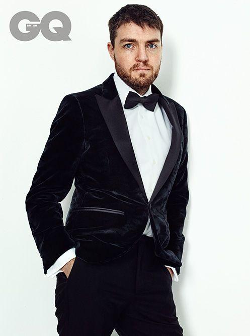 Tom Burke - Well hellooooo, handsome...