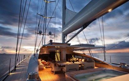 Barche a vela: le più esclusive e di lusso per solcare i mari [FOTO] - Scopri quali sono le barche a vela di lusso più esclusive del mondo.