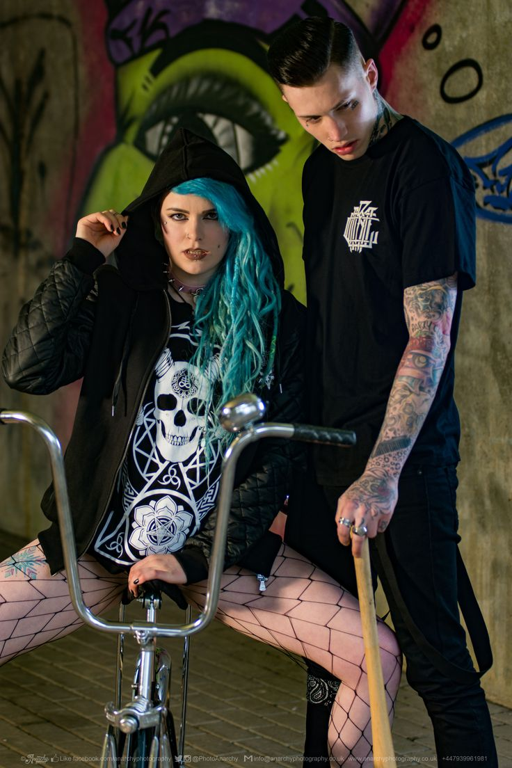 """Monogram"" Tee, ""Conspiring"" Women's Tee & ""Teethed Glory"" Leather Sleeved Jackets all available at www.crmc-clothing.co.uk 
