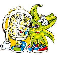 Znalezione obrazy dla zapytania marihuana