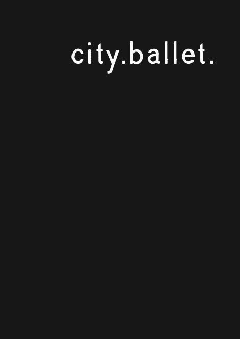CITY.BALLET.  aol web series from Sarah Jessica Parker