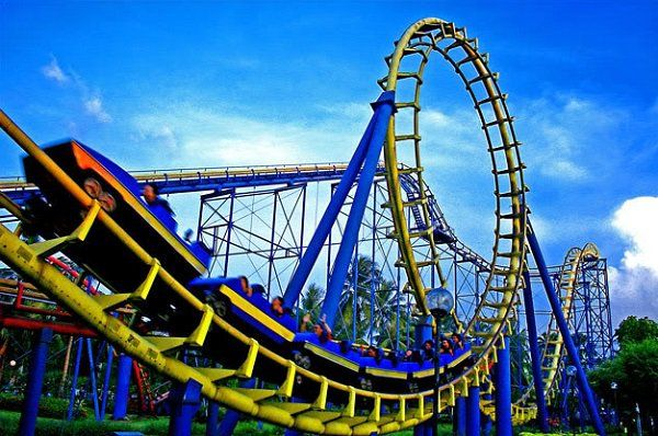 Informasi tentang harga tiket masuk tempat wisata Dunia Fantasi Ancol terbaru