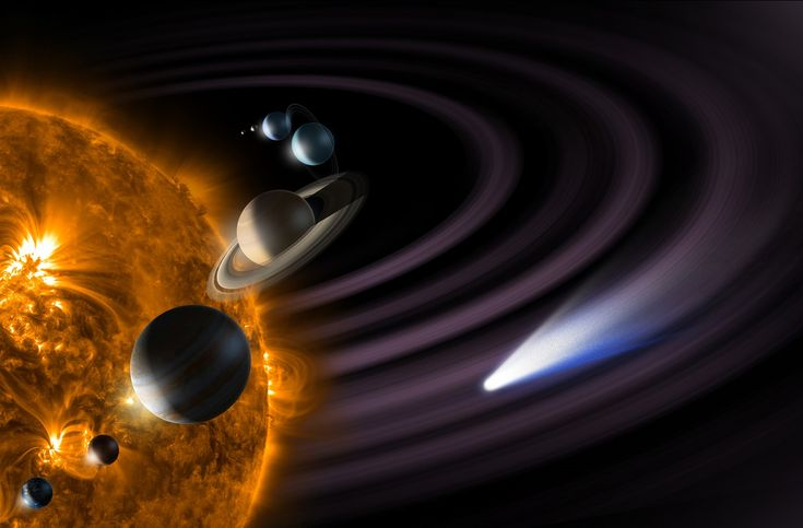What Makes The Solar System Interesting To Astronomers?