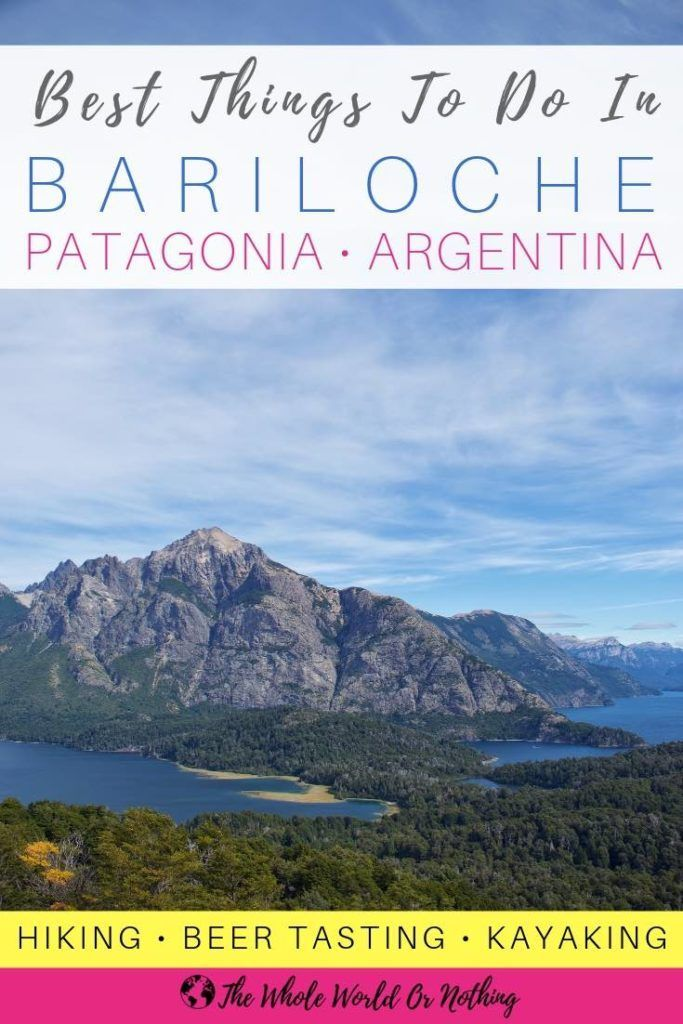 15 Incredible Things To Do In Bariloche Argentina Argentina