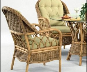 Wicker Indoor Furniture - Home Design Ideas and Pictures