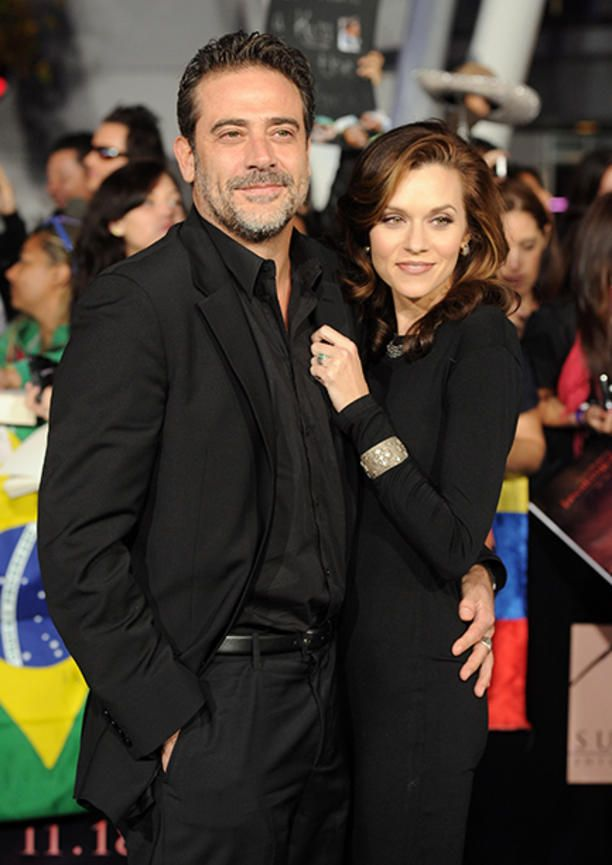Cute couple! Hillary is from one of my favorite shows One Tree Hill and Jeffrey is from Supernatural!