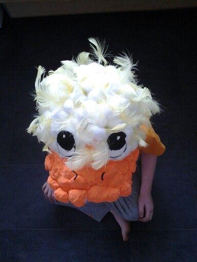 Easter bonnet age 4