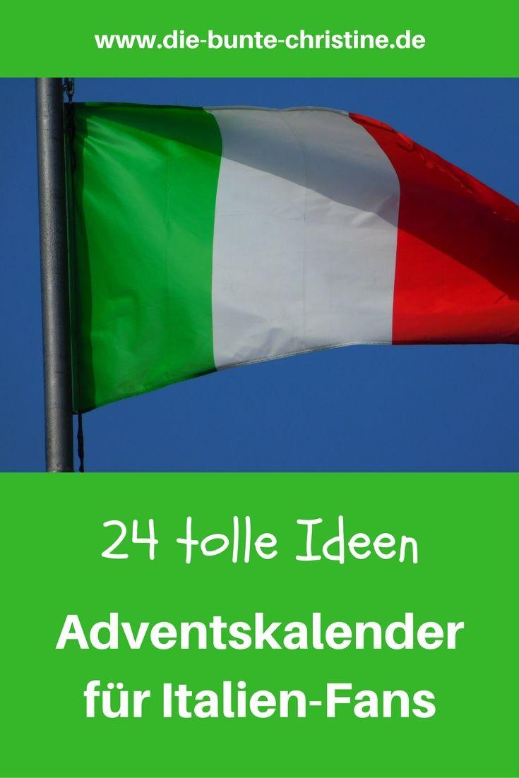 DIY: Adventskalender für Italien-Fans