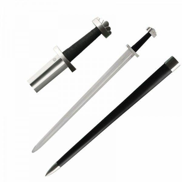 Urs Velunt Practical Wikingerschwert historisch genau - Schaukampfschwert Federstahl
