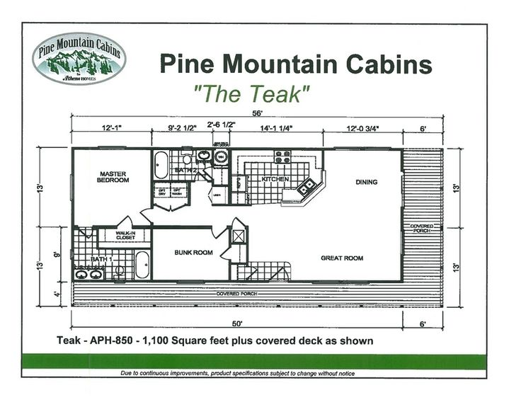 Park model home floor plans Home models and prices