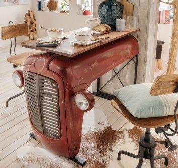 Traktor Tresen