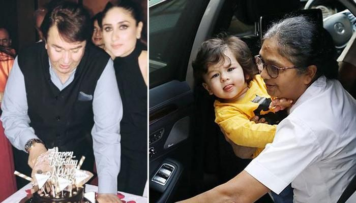 Taimur Ali Khan Pataudi is the most loved star kid of Bollywood. His chubby cheeks and innocent smile has won millions of hearts. Now, his grandfather Randhir Kapoor reveals some interesting details about Taimur. Take a look!