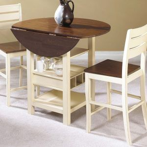Small Folding Kitchen Table And 2 Chairs