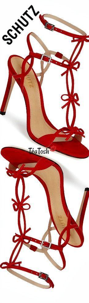 ❈Téa Tosh❈ Schutz, Moah Sandal #schutz #teatosh – Schuhe