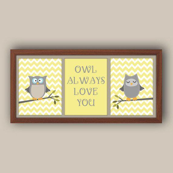 122 best Owl Nursery images on Pinterest | Owl nursery, Owls and Owl