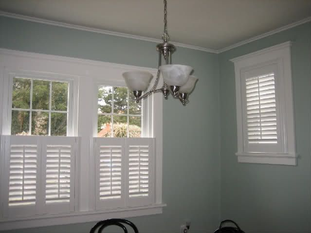 Palladian Blue Just Painted Our 1 2 Bath This Color