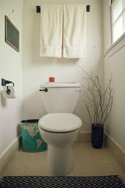 Guest Bathroom Revamp