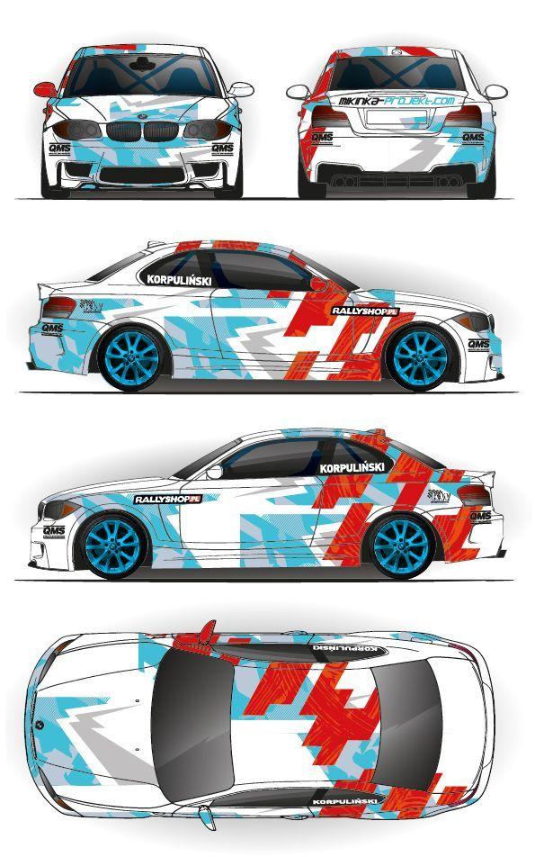 Best Vinyls Images On Pinterest Car Graphics And Vehicle Wraps - Vinyl decals for race carsbmw race car wraps by graphios