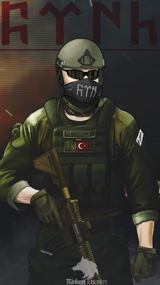 Turan askeri