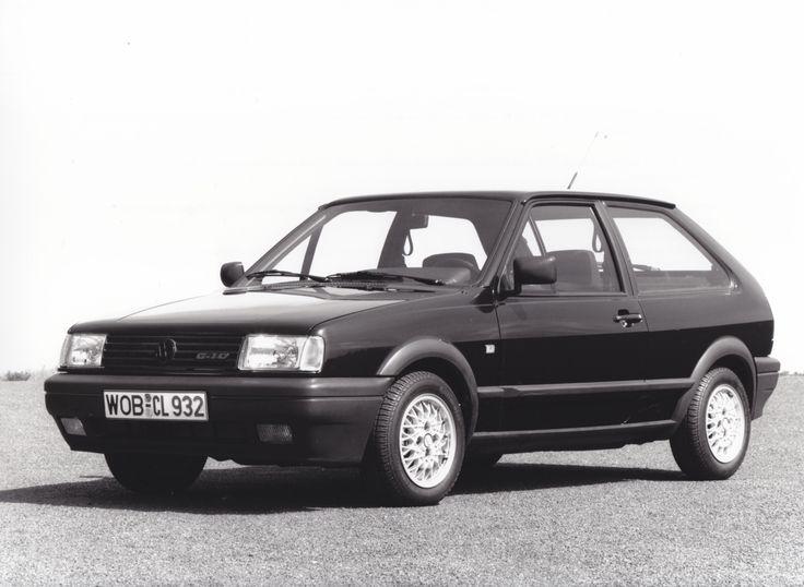 VW Polo G40 - 9/93