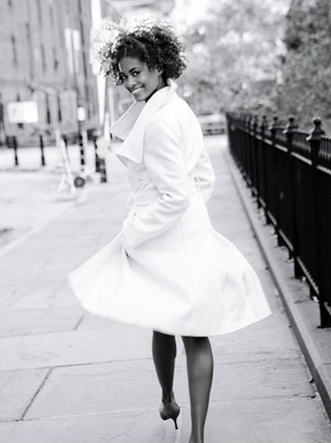 Mod Fashion Black Women