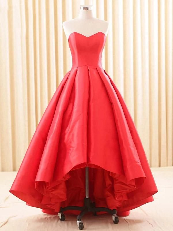 a0db24162ee Chic Ball Gown Vintage Prom Dress Red African Prom Dress   VB2703 ...