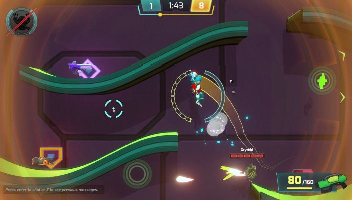 Holodrive is a Free-to-play fast paced Multiplayer Shooter Game featuring new game mode, Cocoball