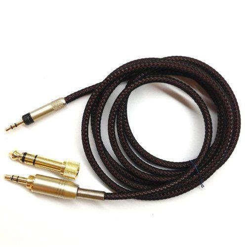 Câble De Mise à Niveau Audio Ofc Pour Sennheiser Hd598 HD558 Hd518 Hd595 Casque