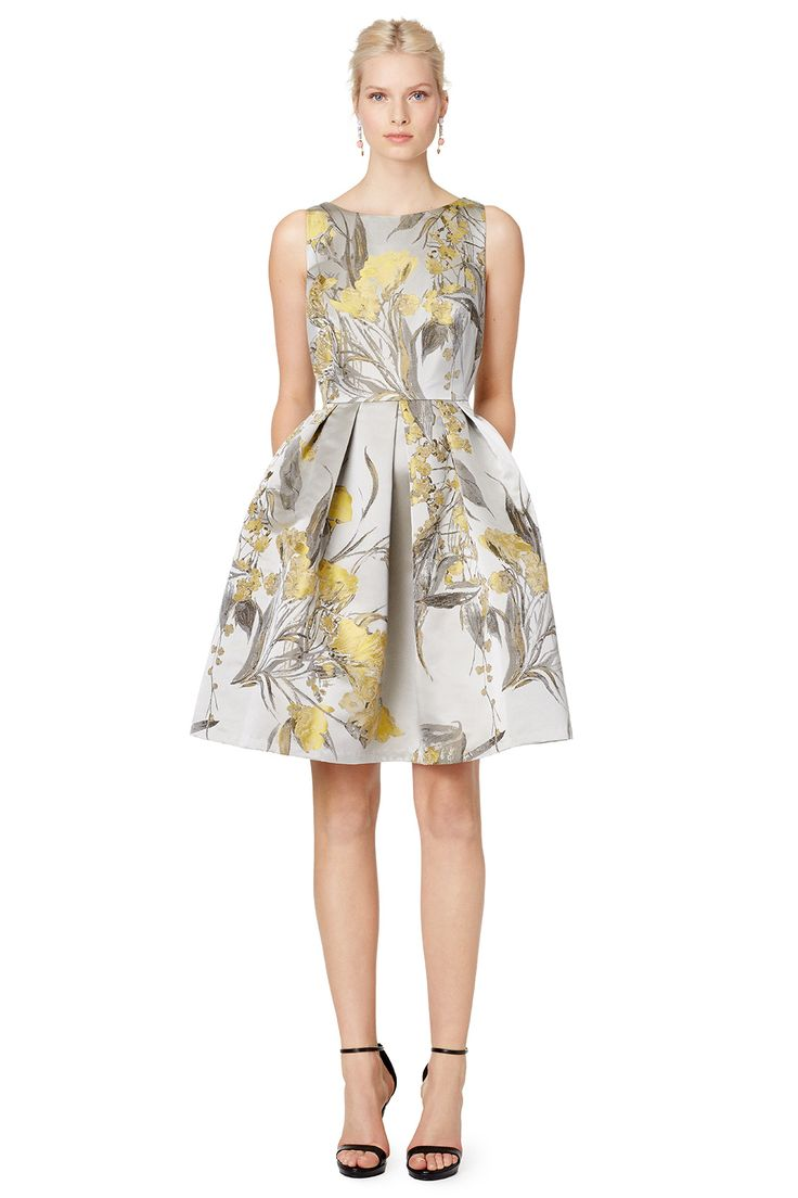 Carmen Marc Valvo Georgia Dress