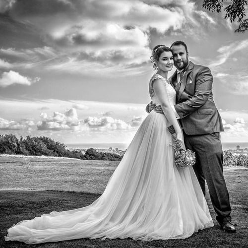 A perfect pair. Wedding portraiture by @jasonpbridger and his OM-D E-M5 Mark II  via Olympus on Instagram - #photographer #photography #photo #instapic #instagram #photofreak #photolover #nikon #canon #leica #hasselblad #polaroid #shutterbug #camera #dslr #visualarts #inspiration #artistic #creative #creativity