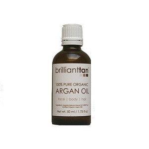 Organic Moroccan Argan Oil   Brilliant Tan