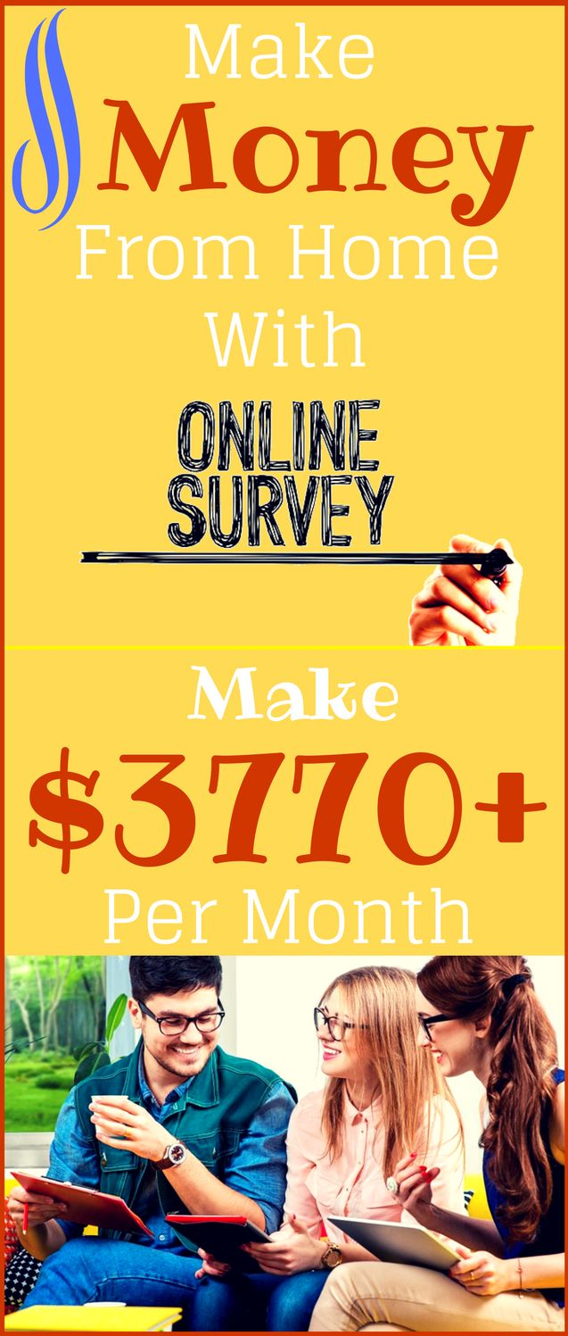 Make money online. The best way to earn passive income online from home by sharing your opinion. Work from home and earn $3770+ per month with genuine methods. Click the pin to see how >>>