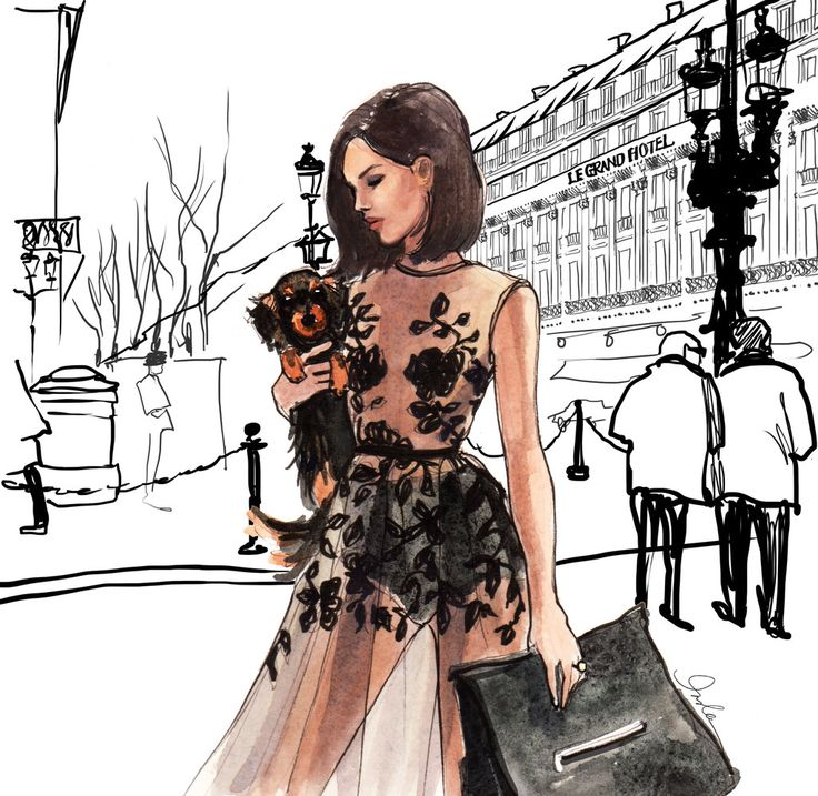 MARCH 19, 2015 - Bon Matin, Paris | Inslee By Design| Be Inspirational ❥|Mz. Manerz: Being well dressed is a beautiful form of confidence, happiness & politeness