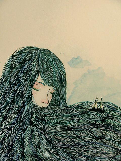 voy a navegar la pena pa' no ahogarme en el viaje.