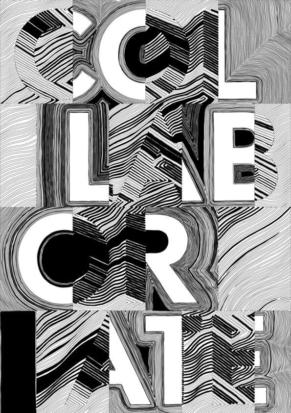 композиция плаката дизайн фигура медведь