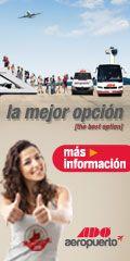 Autobuses de Oriente ADO - Mexico