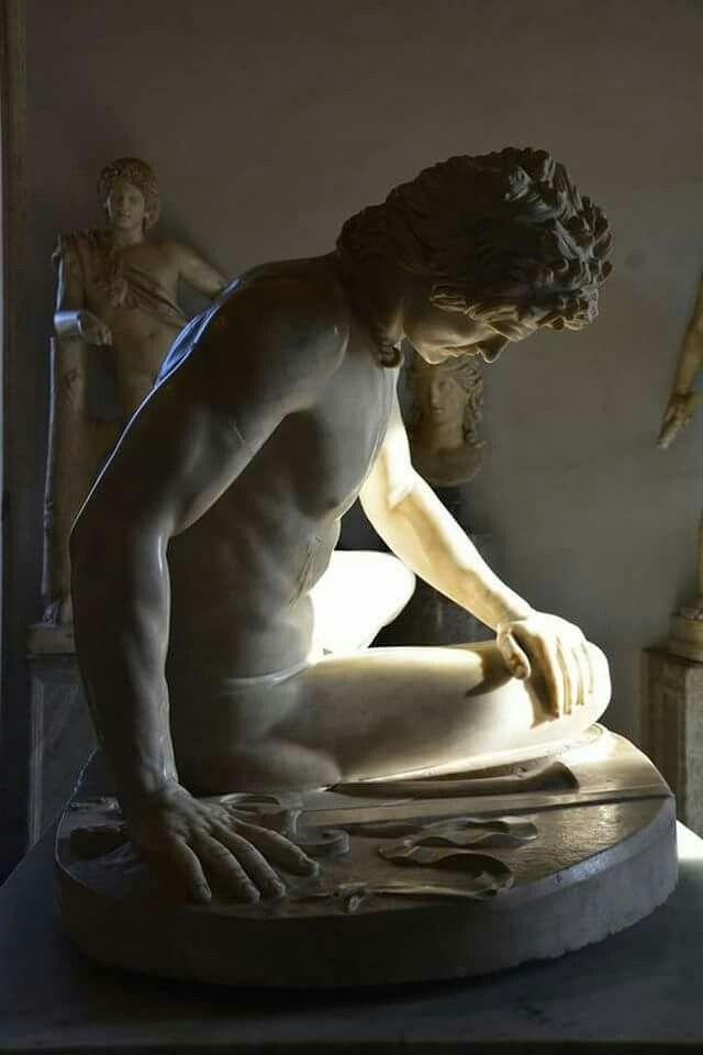 Galata Morente. Musei Capitolini