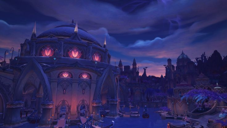 In World of Warcraft: Legion, questing at level 110 comes in new variations…
