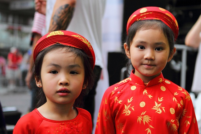 Chinese new year in Footscray