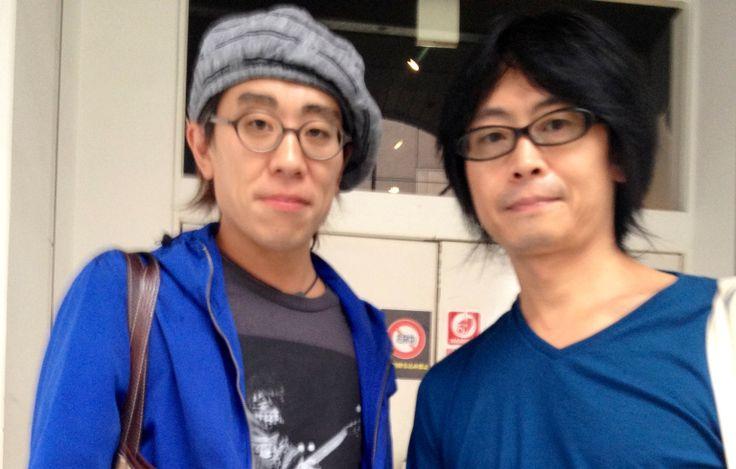 竹安堅一さん フラカン @Katsuya Umeda AKASO