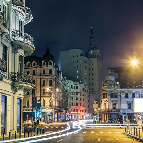 all-about-romania:  Bucharest, Romania