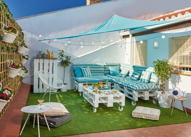 9 best Terrasse images on Pinterest Backyard patio, Decks and