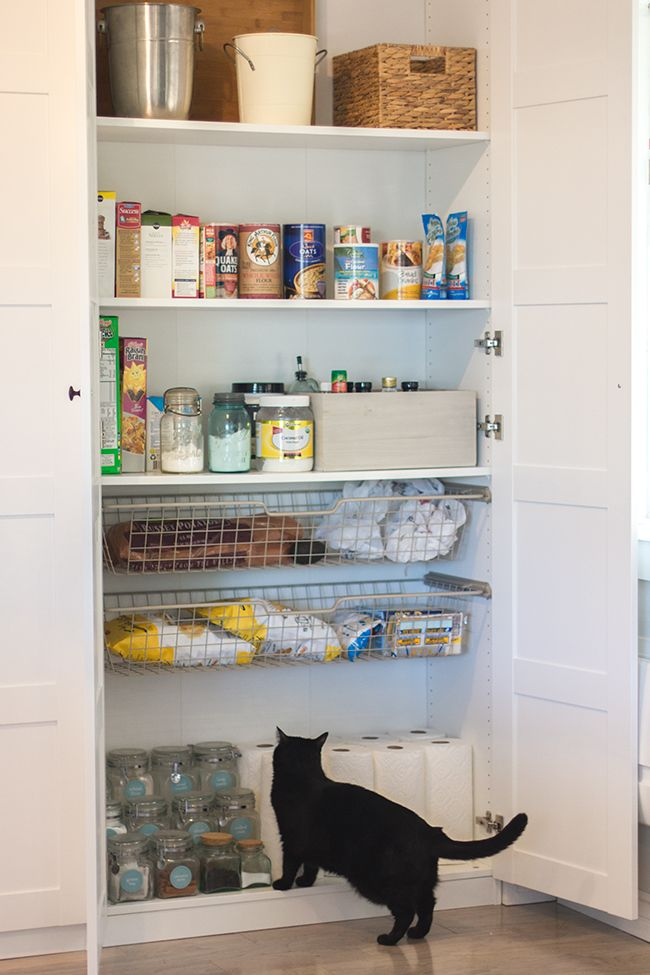 Amazing Kitchen Decorating Ideas: Kitchen Chronicles: Ikea Pax Pantry Reveal!