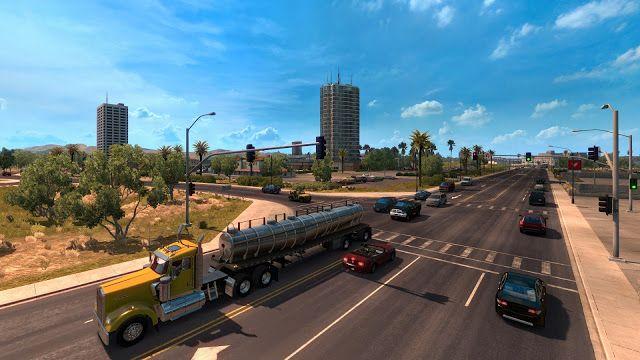 SCS Software's blog: American Truck Simulator Rescale Screenshots #2