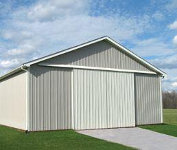 Pole Barn Cost Estimator & Pricing Calculator | Carter Lumber ~$60 for stall barn