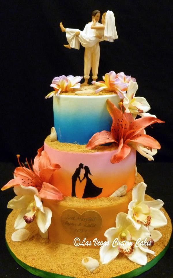 Hawaii Wedding Cake Hawaiin Wedding Cake Hawaii Cake Hawaii Wedding Cake