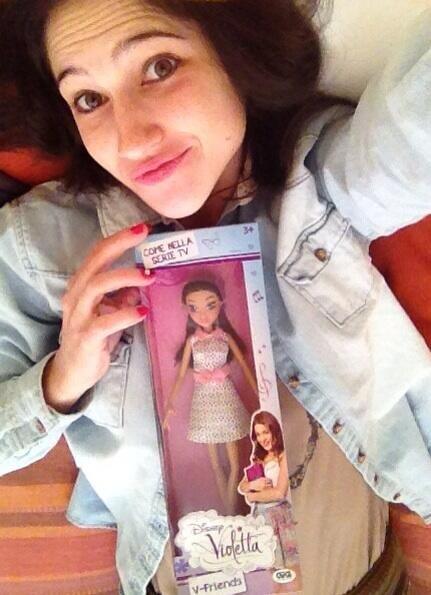 Francesca Cauviglia Doll